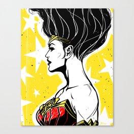 Diana! Canvas Print