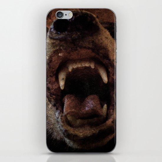 Bear! iPhone Skin