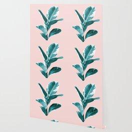 Ficus Elastica Finesse #2 #tropical #foliage #decor #art #society6 Wallpaper
