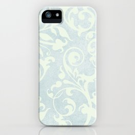 Shabby Chic Damask iPhone Case