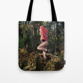 Forest Fairies Tote Bag