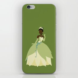 Tiana from Princess and the Frog iPhone Skin