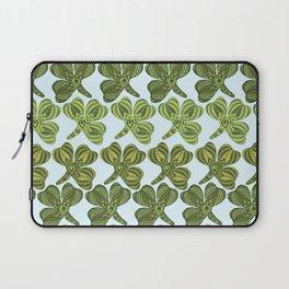 Clover pattern 1 Laptop Sleeve