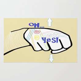 ASL Oh YES! Rug