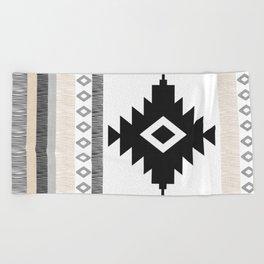 Pueblo in Tan Beach Towel