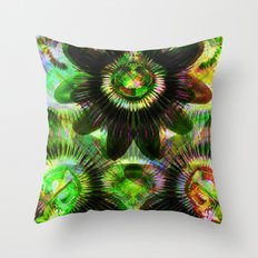Strangers Throw Pillow