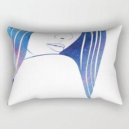 Celestial V Rectangular Pillow