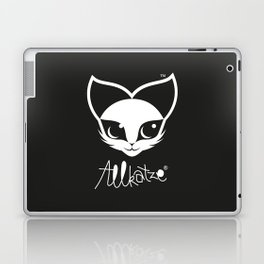 ALLKATZE * Space Cat - Weltraum-Katze - Chat d'Espace Laptop & iPad Skin