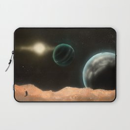 A Frontier Conquered Laptop Sleeve