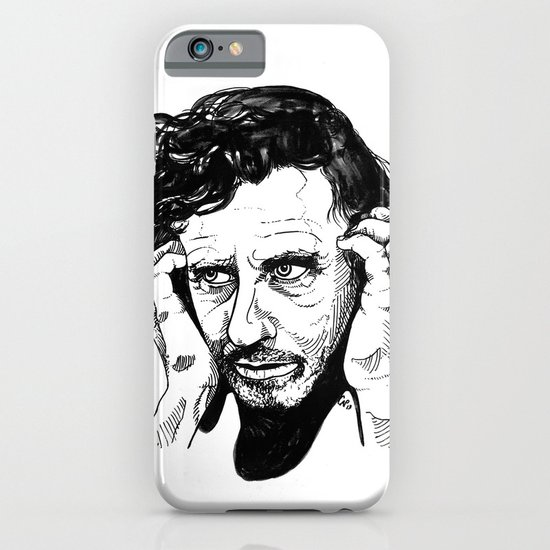 """Mulcahy"" by Cap Blackard iPhone & iPod Case"