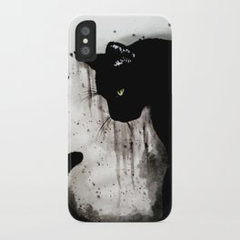 The tail iPhone Case