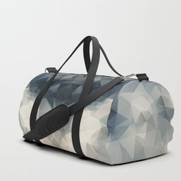 LOWPOLY GEOMETRIC SKY Duffle Bag