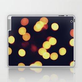 cool lights bokeh2 Laptop & iPad Skin