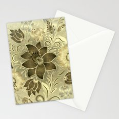 Shabby flowers #11 Stationery Cards