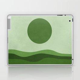 Green Sea Laptop & iPad Skin