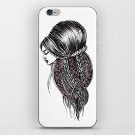 GIRLZ - COFFEE iPhone Skin