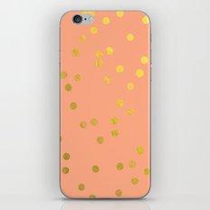 LIZ ON TOP OF THE WORLD iPhone & iPod Skin