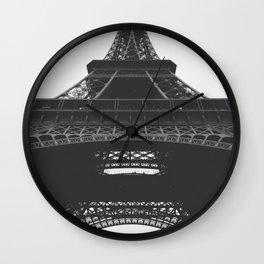 French Cliche Wall Clock