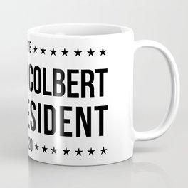 Stephen Colbert for President 2020 Coffee Mug