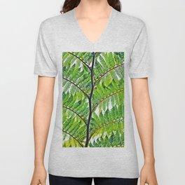 Second Exotc Tree Unisex V-Neck