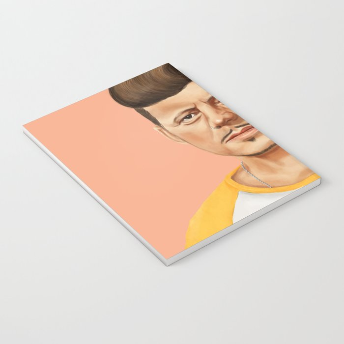 Hipstory -  John F Kennedyn Notebook