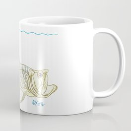 Key West Tarpon II Coffee Mug