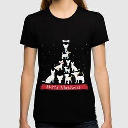 Chihuahua Christmas Tree T-shirt