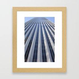 Going Up Framed Art Print