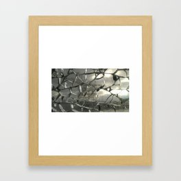 Storm Glass Framed Art Print