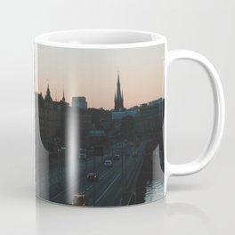Summer in Stockholm Coffee Mug