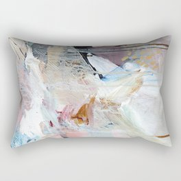Palette No. Nine Rectangular Pillow