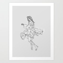 Sweet Freedom Art Print