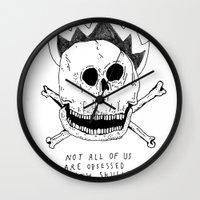 GETTING RID OF PUNK-ROCK MYTHS #1 Wall Clock