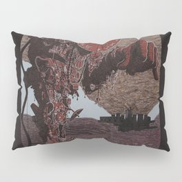 Materialized Dystopia Pillow Sham