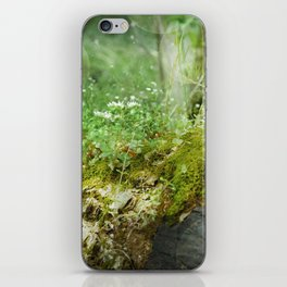 Where Miracles Are Born iPhone Skin