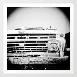 Ford 3/4 Art Print