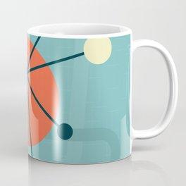 Mid century atomic design Coffee Mug