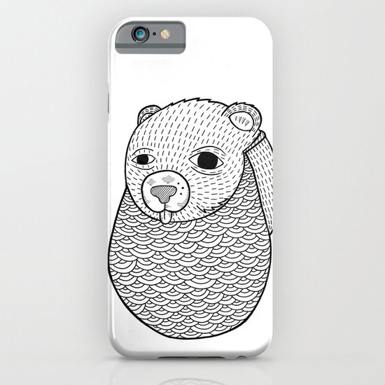 Mr. Rupel's Most Ingenuous Beard for Bears  iPhone & iPod Case