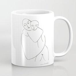 Matisse Virge Et Enfant (Virgin and Child) 1950 Artwork Coffee Mug