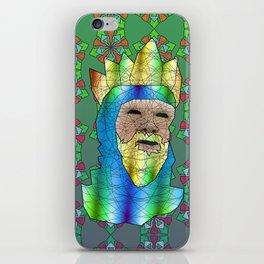 Medieval King iPhone Skin