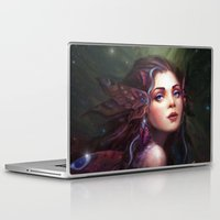 fairy Laptop & iPad Skins featuring Fairy  by Westling