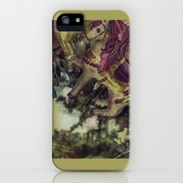 Flying Carousel iPhone Case
