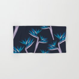 Birds Of Paradise #society6 #buyart Hand & Bath Towel