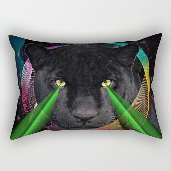 Panther Rectangular Pillow