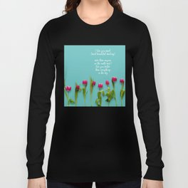 I love you much most beautiful darling Long Sleeve T-shirt