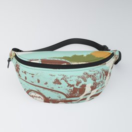 OLD TRUCK Fanny Pack