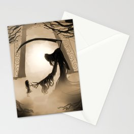 Through the Gates Stationery Cards