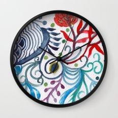 Gretel Wall Clock