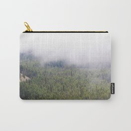 Forest From Above Carry-All Pouch