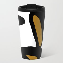 Abstract Painting Design - 3 Travel Mug
